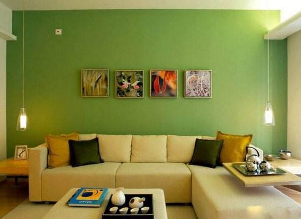 按风水学客厅贴什么颜色的墙纸最好,有讲究吗?