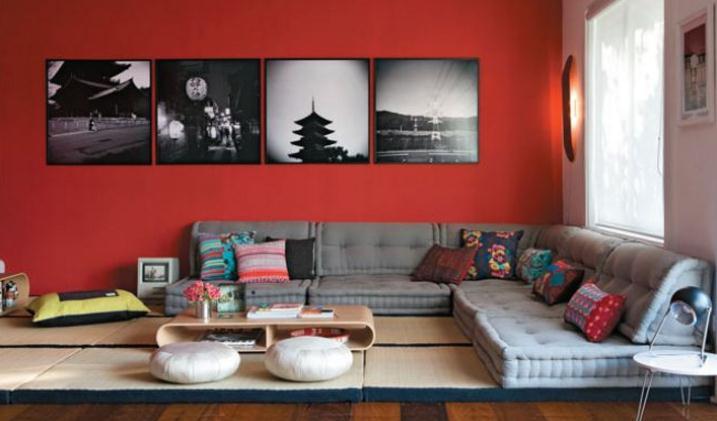 通过贴墙纸真的能改变客厅风水吗?有什么原理