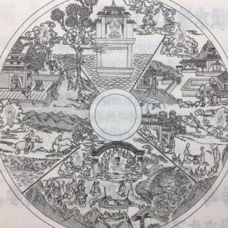魏晋南北朝时期的山水美学对风水有怎样的影响?
