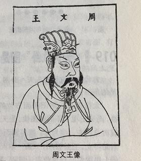 周文王根据洛书推演出了什么?