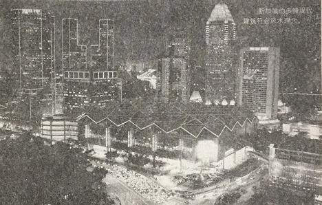 新加坡有哪些有趣的风水建筑?
