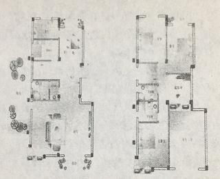 客厅的基本格局以什么形状为好?