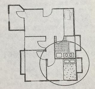 厨房中的灶口为什么不能与房屋的坐向相反?