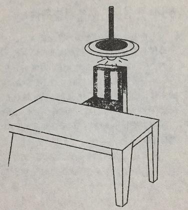 为什么餐桌旁的椅子忌灯压?