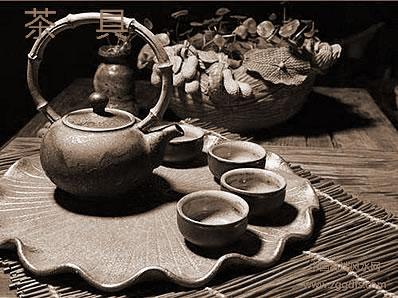 茶器居然也有什么样的风水学