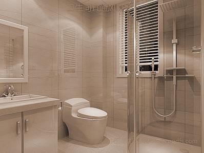 居家风水 易惹祸的八种卫生间淋浴房布局
