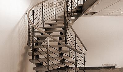 居家风水最非常容易忽略的地区:室内楼梯风水学