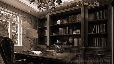书房风水:书房设计布局 书房风水专业知识注意事项