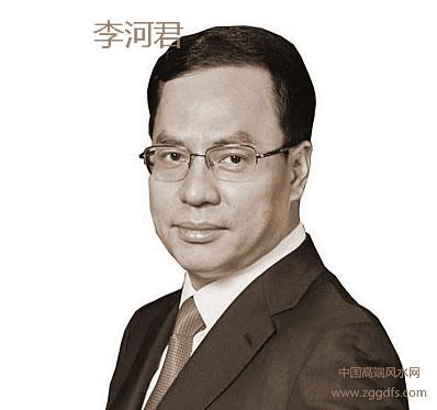 中国首富李河君:请风水师在家乡设计方案村庄合理布局