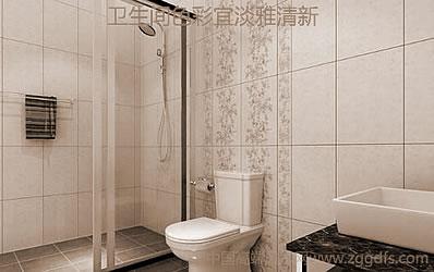 卫生间淋浴房风水学