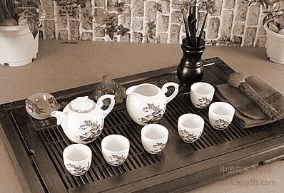 茶器,居然也有什么样的风水学
