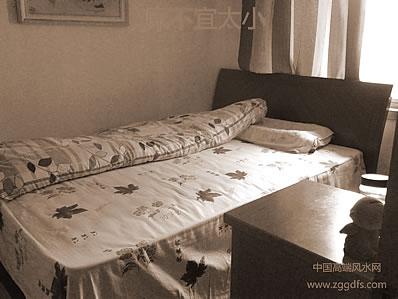 非常容易造成夫妇感情出现问题医院病床风水摆设
