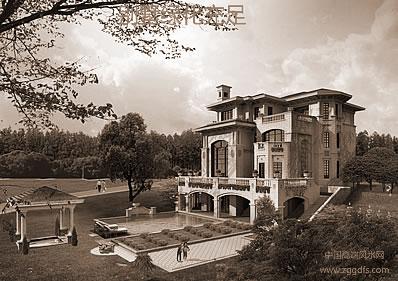 独栋别墅风水财位解图基本常识与独栋别墅购买常见问题