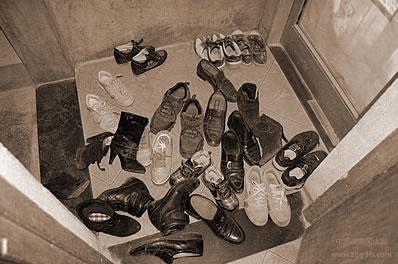 靴子上的风水学与婚姻生活的关联!