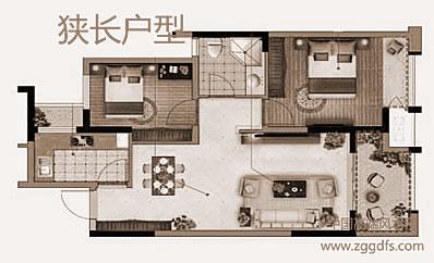 购房者不能不知道的风水学 这11种黑房型絕對不可以买