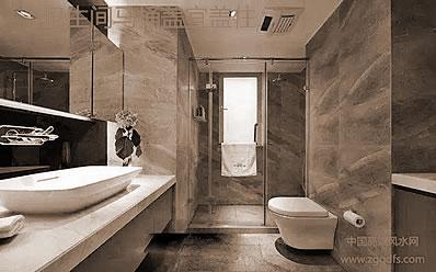 卫浴洁具用品放置的风水学大学问