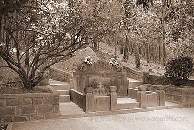 墓地风水的几个特性