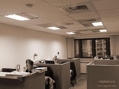 六种办公室风水危害人们的工作态度