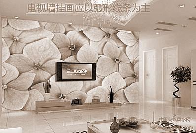 电视墙装修风水大全