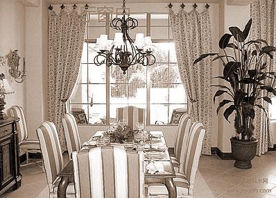 窗子尺寸坐向与灯饰照明的风水学注重