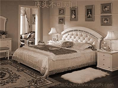 卧室床的摆放装修风水禁忌