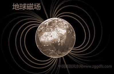 住宅风水凶吉基本原理与全息投影磁感应律