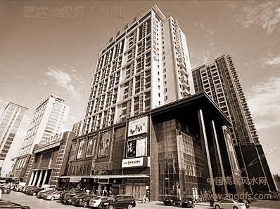 酒店餐厅饭店財富与开店选址风水学