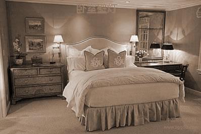 卧房床头壁灯风水学的一些注重