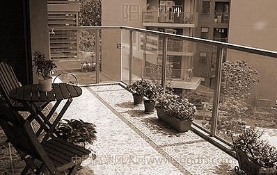 卧房生活阳台要留意什么风水学注重?