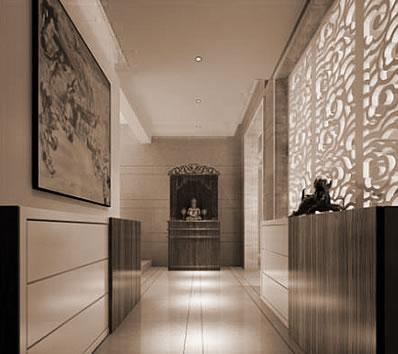 过厅走廊的家装风水