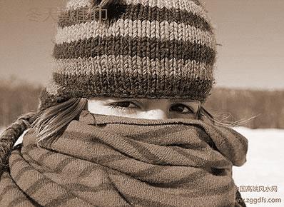 配戴围脖必须留意的风水学注重有什么?