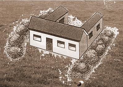 风水学入门基本知识:住房样子基本概念