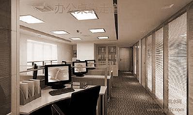 当代公司办公室风水摆设的五大标准