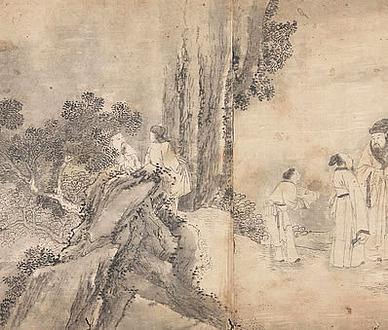 【游长江采石矶】原文-近代.朱帆