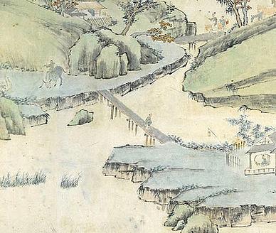【雨淋铃追步爱伯师韵】原文-清末.樊增祥