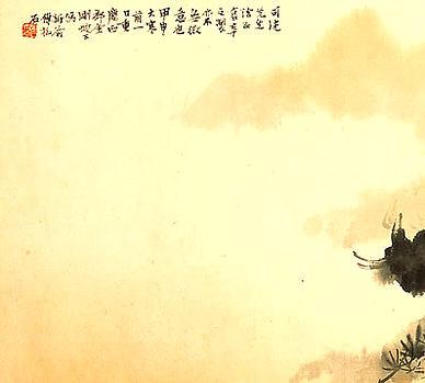 【雨中出城访莼客则出游南湖诸寺矣次日柬寄】原文-清.孙廷璋