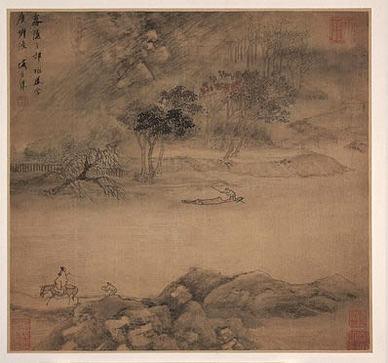 【寒夜独谣】原文-清末.梁鼎芬