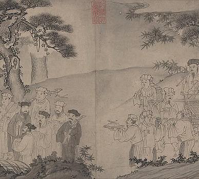 【上墩玄天上帝庙联】原文-清.廖厚初