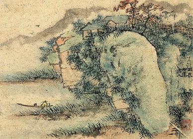【对雪联语】原文-唐.尚隆之、吴永素