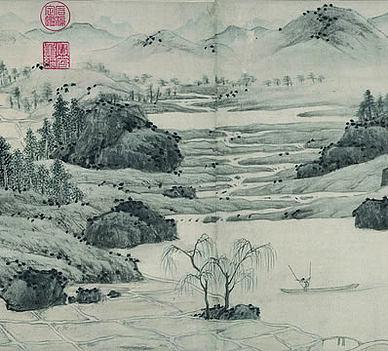 【观瀑布泉二首其一】原文-清.林占梅