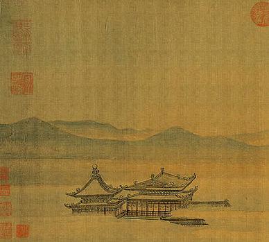 【两同心】原文-近现代末当代初诗_赵尊岳
