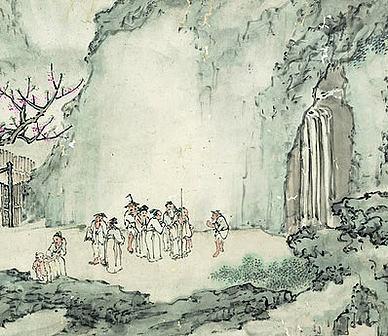 【过瑶岭有怀湘乡王公】原文-清.刘绎