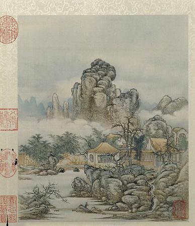 【水调歌头·观99春节文艺晚会(1999年2月)】原文-近现代末当代初诗_刘永平