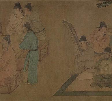 【落叶】原文-唐.王建