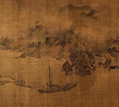 【自题深壑茂林图(二零一一年杭州作)】原文-当代诗_金鉴才