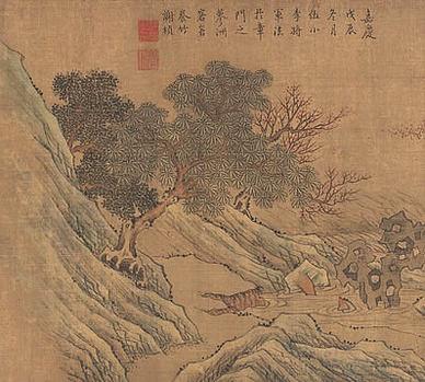 【春雨(庚戌)】原文-宋.方岳