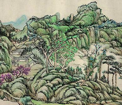 【鹧鸪天(1957年)其三】原文-近代.刘凤梧