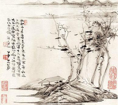 【杂咏十三首其八】原文-明.张宁