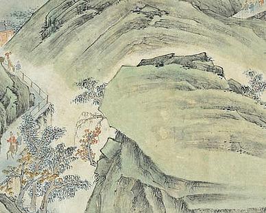 【春日到弘法寺(此诗收于王松《台阳诗话》。)】原文-清.樱井勉