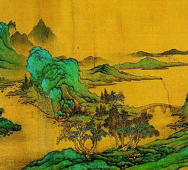 【溪云】原文-明.李之世